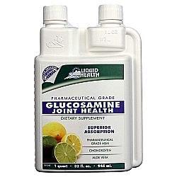 Liquid Health Glucosamine with Chondroitin  MSM