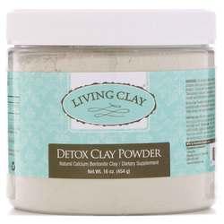 Living Clay Detox Clay Fine Powder