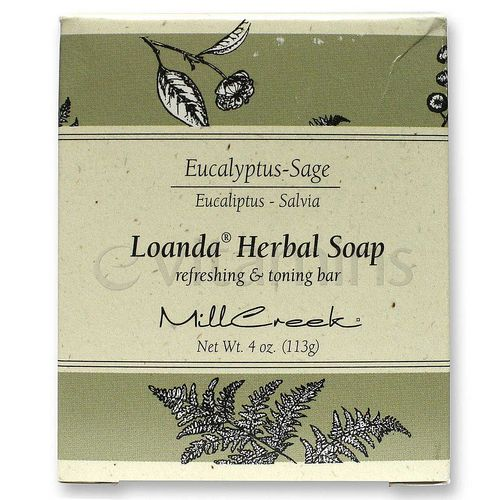 Eucalyptus-Sage Bar Soap