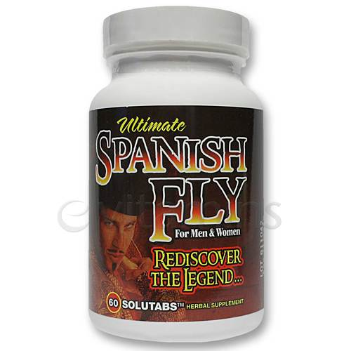 M D Science Lab Ultimate Spanish Fly 60 Tablets