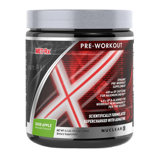 Nuclear X Pre-Workout