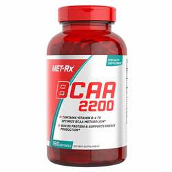 MET-Rx BCAA 2200