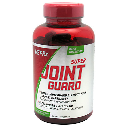 MET-Rx Super Joint Guard - 120 softgels