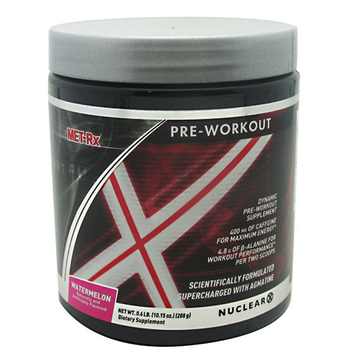 MET-Rx Nuclear X Pre-Workout Watermelon - 0.6 lb