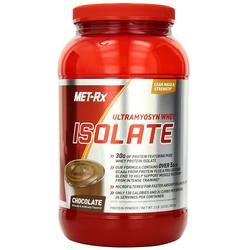 MET-Rx Ultramyosyn Whey Isolate