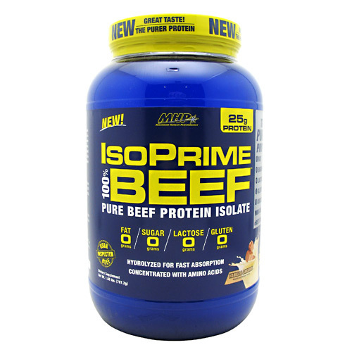 IsoPrime 100- Beef Protein
