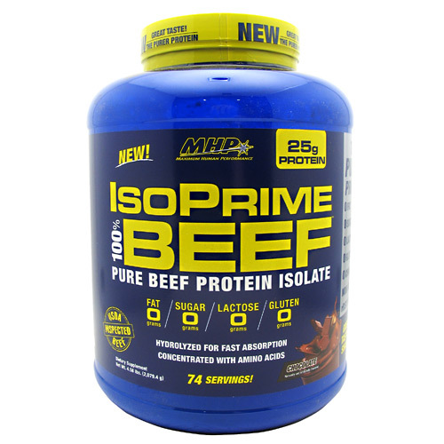 IsoPrime 100% Beef Protein