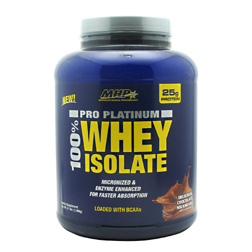 Pro Platinum 100% Whey Isolate