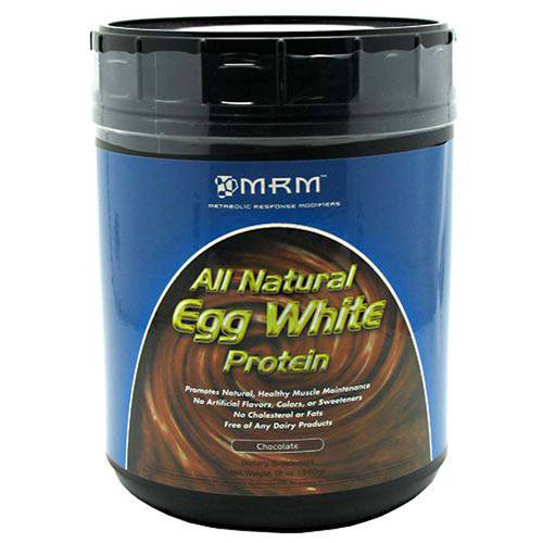 MRM Egg White Protein - 12 oz