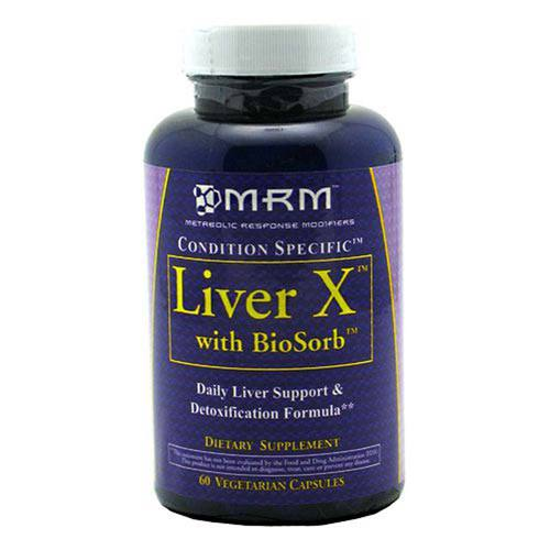 Liver X with BioSorb