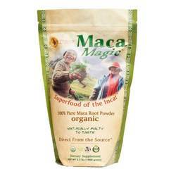 Maca Magic Raw Powder Bag