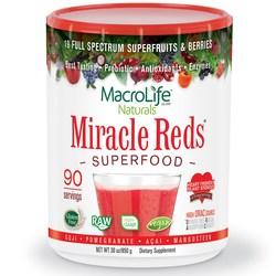 Macrolife Naturals Miracle Reds