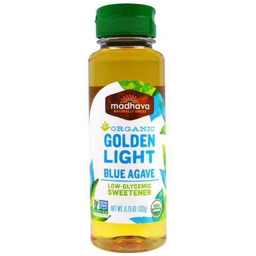 Organic Light Agave Nectar