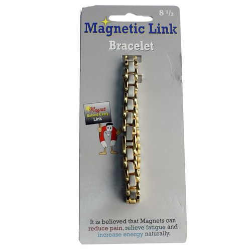 Small Link Magnetic Bracelet