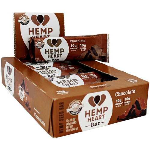 Hemp Heart Bar