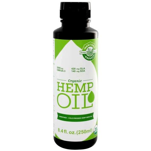Manitoba Harvest Organic Hemp Oil  - 8.4 oz - 29032_a.jpg
