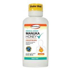 ManukaGuard Medical Grade Munuka Honey Nutralize Lemon Peach