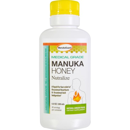 Medical Grade Munuka Honey Nutralize