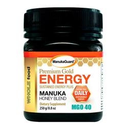 ManukaGuard Premium Gold Energy Manuka Honey Blend