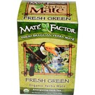 Mate Factor Fresh Green Organic Yerba Mate Tea - 24 - 2.96 oz Bags