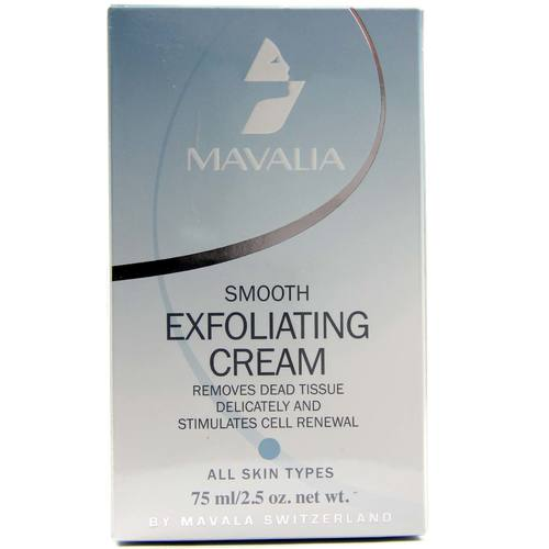 Mavalia Facial Exfoliating Cream