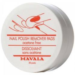 Mavala Nail Polish Remover Pads