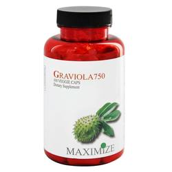 Maximum International Graviola 750 mg