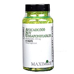 Maximum International Avocado 300 Soy Unaponifiables