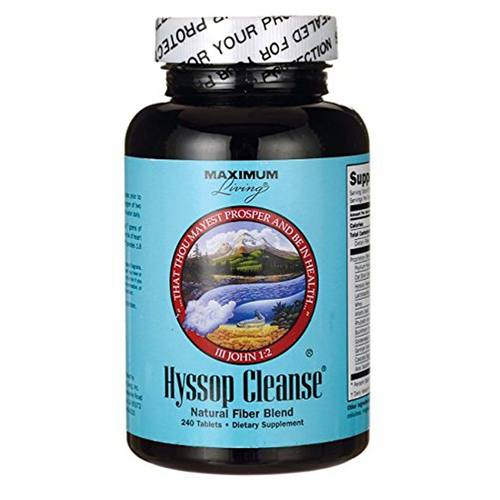 Hyssop Cleanse