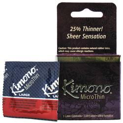 Mayer Laboratories Kimono MicroThin Condoms
