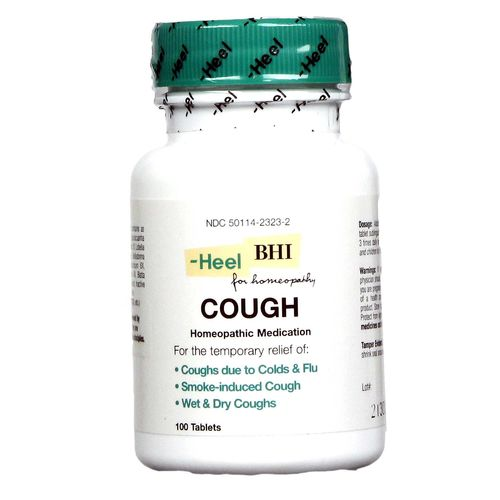 BHI Cough Relief