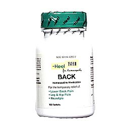 MediNatura BHI Back Pain Relief