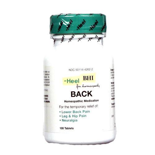 BHI Back Pain Relief