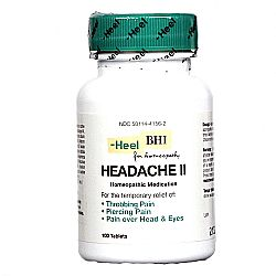 MediNatura Headache II