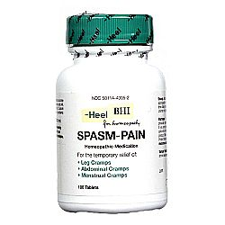 MediNatura BHI Spasm Pain Relief