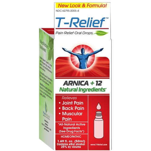 T-Relief Oral Drops