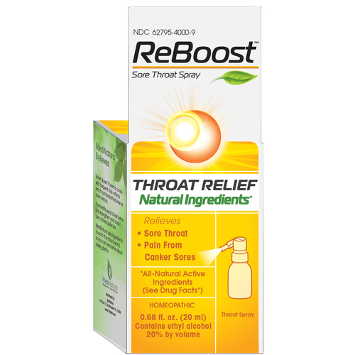 ReBoost Throat Spray