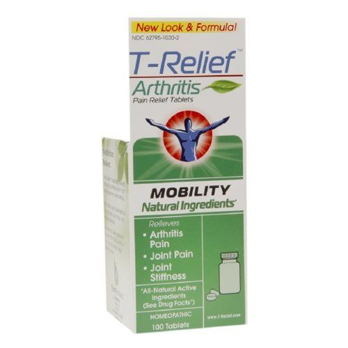 T-Relief Arthritis Tablets