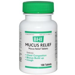 MediNatura BHI Mucus Relief