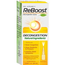 MediNatura ReBoost Nasal Spray