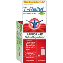 MediNatura T-Relief Tablets