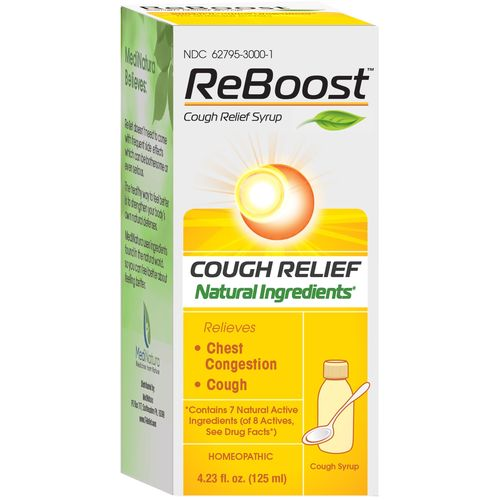 ReBoost Cough Relief Syrup
