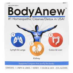 MediNatura BodyAnew Cleanse Multipack