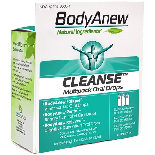 BodyAnew Cleanse Multipack