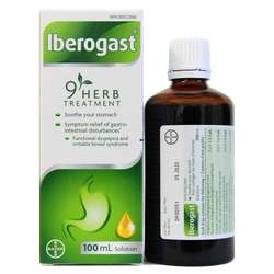 Medical Futures Inc Iberogast