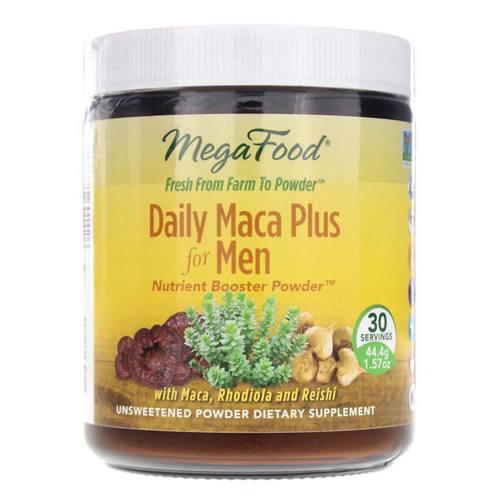 MegaFood Daily Maca Plus for Men - 1.57 oz