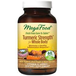 MegaFood Turmeric Strength for Whole Body