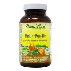 MegaFood Multi For Men 40+
