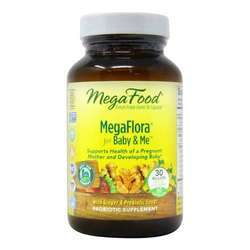 MegaFood MegaFlora for Baby and Me