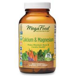 MegaFood Calcium and Magnesium